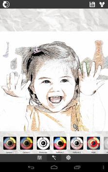 Sketch Me! - Sketch & Cartoon apk screenshot