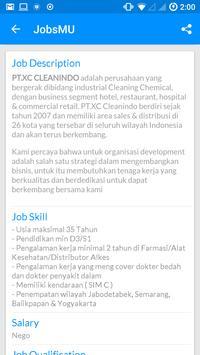 JobsMu screenshot 1