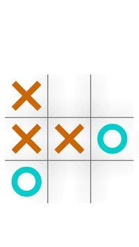 TIC TAC X-O GAME screenshot 1