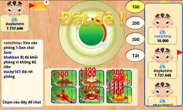 Bau Cua Ca Online (Tom Cua Ca) screenshot 3