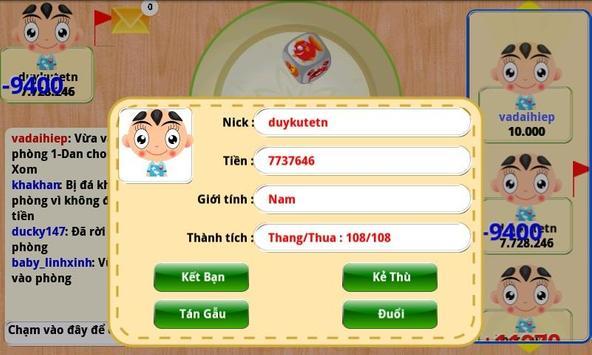 Bau Cua Ca Online (Tom Cua Ca) screenshot 4
