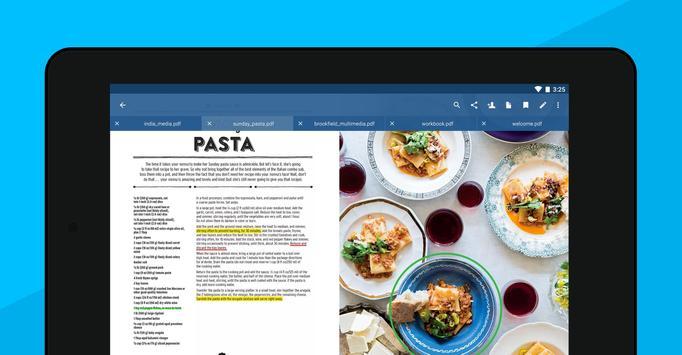 Lector y editor de PDF (Xodo PDF Reader & Editor) captura de pantalla de la apk