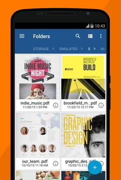 Xodo PDF Reader & Editor apk screenshot