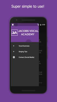 Vocal Exercises FREE apk screenshot