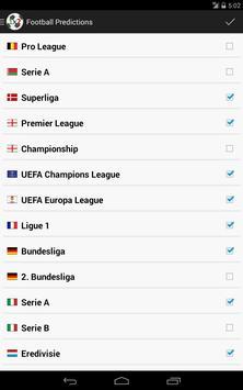 Football Predictions screenshot 6