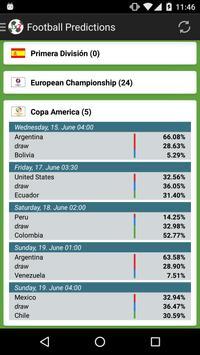 Football Predictions poster