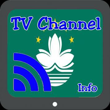 TV Macau Info Channel poster
