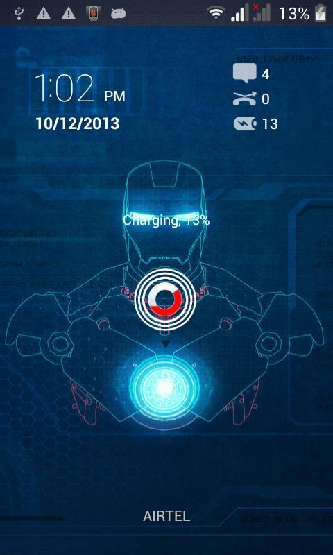 Iron Man Theme for Android - APK Download