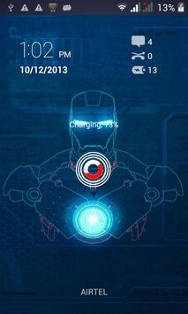 Download iron man jarvis theme android | Download Iron man jarvis