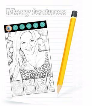 Pencil Sketch Photo Maker apk screenshot