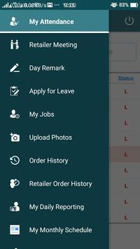 Employee Tracking screenshot 1