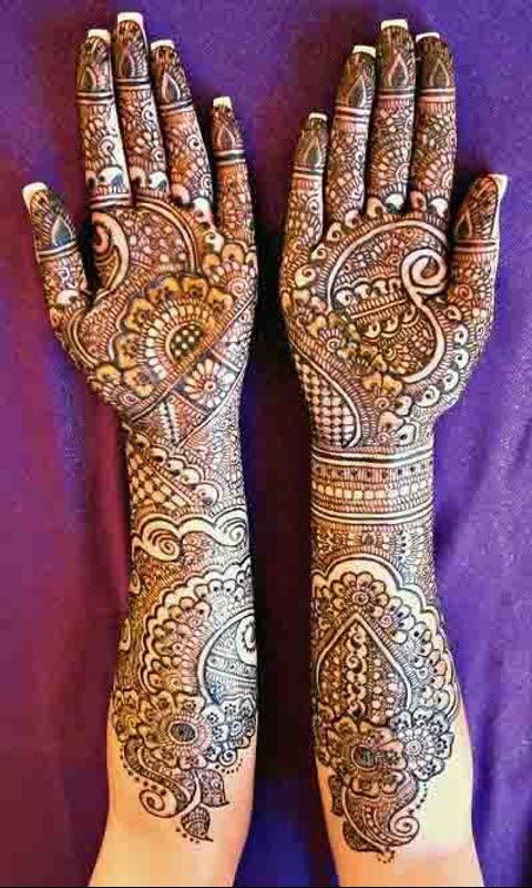 latest mehndi designs 2017 for android   apk download