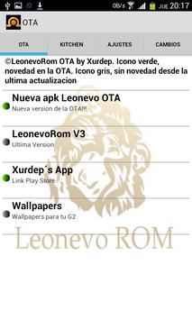 Xorware Leonevo Rom Control poster