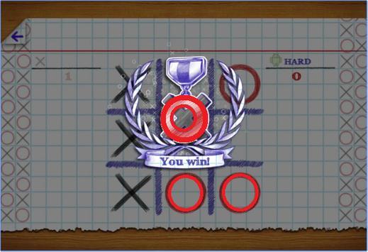 (x_o) tic tac toe 1983 screenshot 5