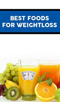 50 Best Foods for Weight Loss poster