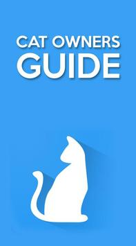 Cat Owners Guide poster