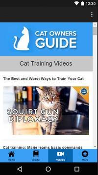 Cat Owners Guide apk screenshot