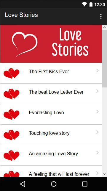 True Love Stories for Android - APK Download