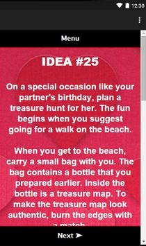 100+ Romantic Ideas apk screenshot