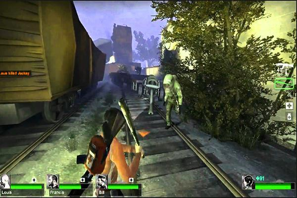 Game Left 4 Dead 2 Hint For Android Apk Download