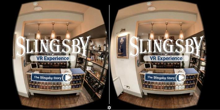 Slingsby VR Experience poster