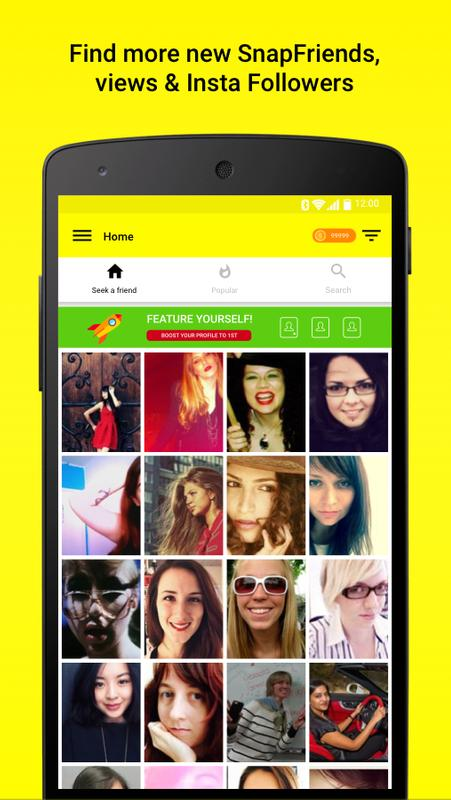 how to add friend son snapchat android