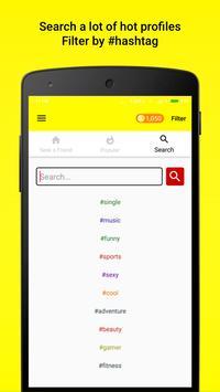 GetFriends - Find & add friends for Snapchat screenshot 2