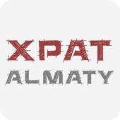 Almaty Offline Map Guide XPAT icon
