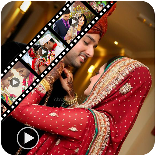 Marriage Video Maker With Music
