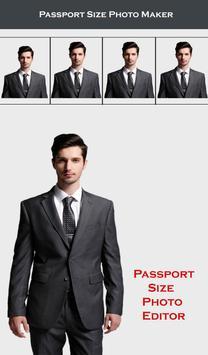Passport Size Photo Maker poster