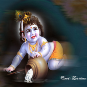 Krishn Wallpaper icon