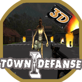 Town Defense I icon