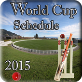 CricketWorldCupSchedule icon