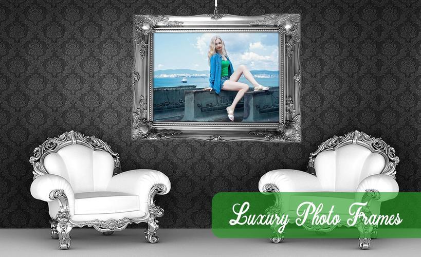 Luxury photo frames