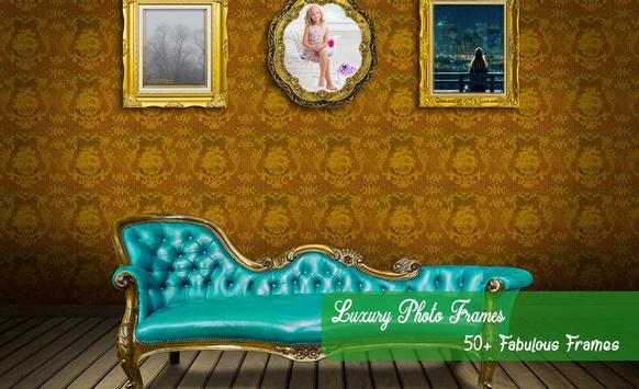 Luxury Photo Frames 2017 apk screenshot