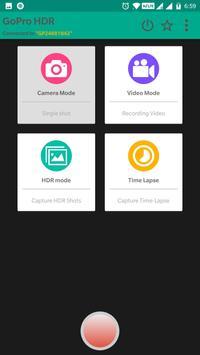 HDR app for GoPro Hero screenshot 3