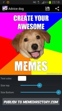 Meme Directory apk screenshot