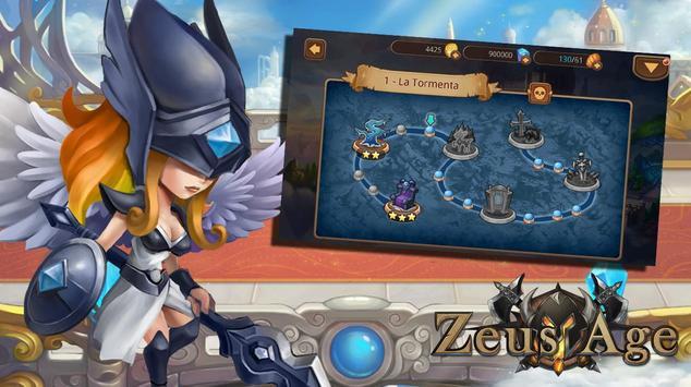 Zeus Age - RPG apk screenshot