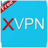 XX-VPN:Free Super VPN Proxy Master icon