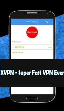 XX-VPN:Free Super VPN Proxy Master screenshot 1