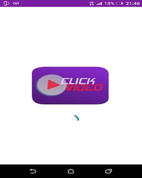 Clickvideo - Easy money app poster