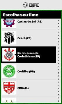 Quiz Futebol Club poster