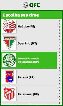 Quiz Futebol Club screenshot 1