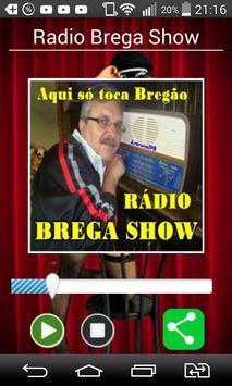 Rádio Brega Show poster
