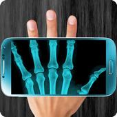 X-Ray Full Body Prank icon