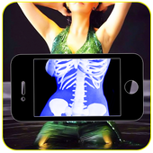 Body Xray Scanner Simulator Prank icon