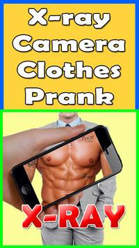 X-Ray Scanner Clothes Prank poster