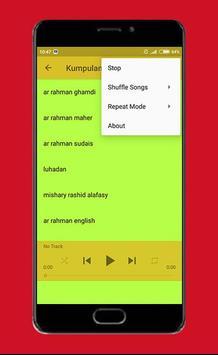 Mp3 Surat Ar Rahman screenshot 2