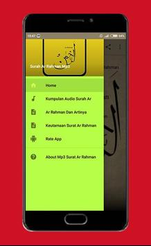 Mp3 Surat Ar Rahman screenshot 3