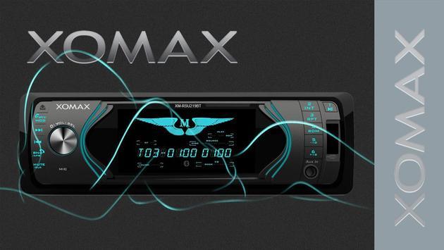 XOMAX 219-L poster